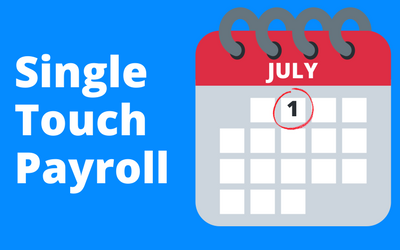 Prepare now for Single Touch Payroll