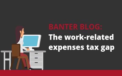 The work-related expenses tax gap