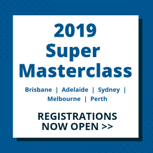 2019 Superannuation Masterclass - TaxBanter